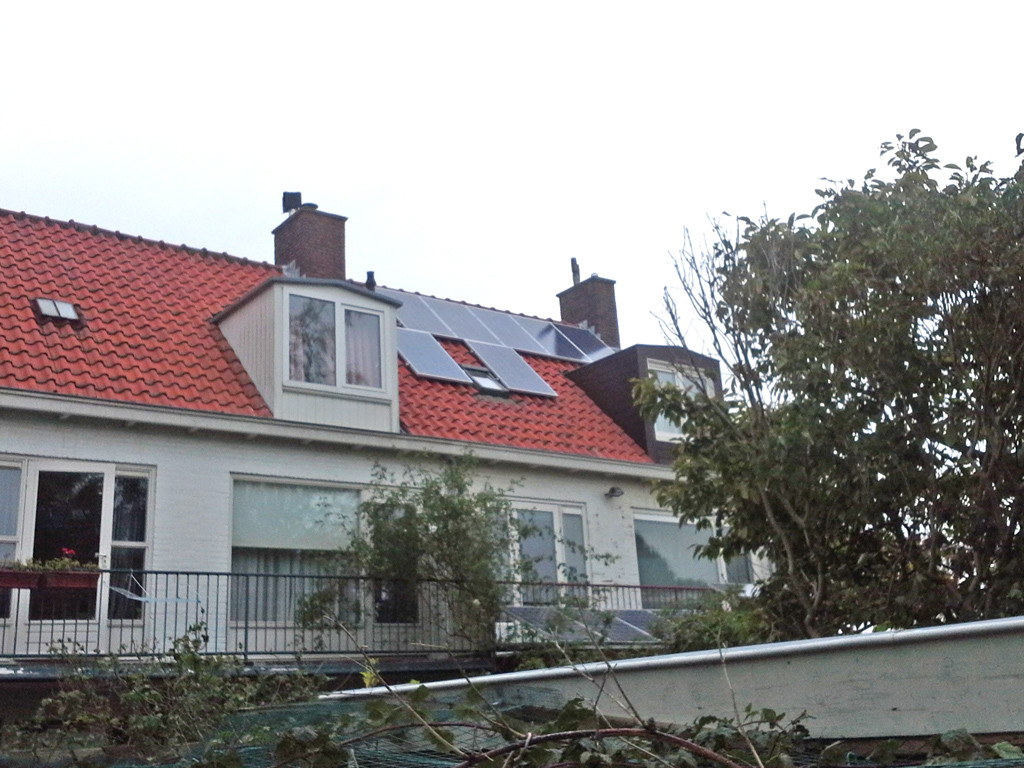Zonnepanelen Deventer