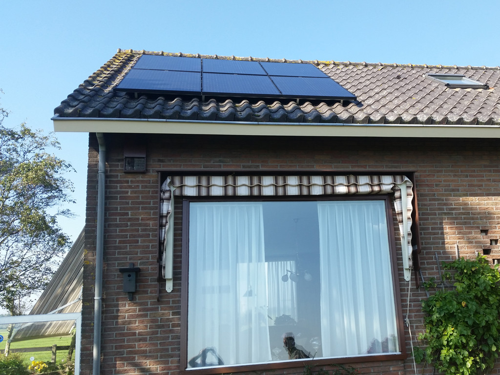Zonnepanelen Graft