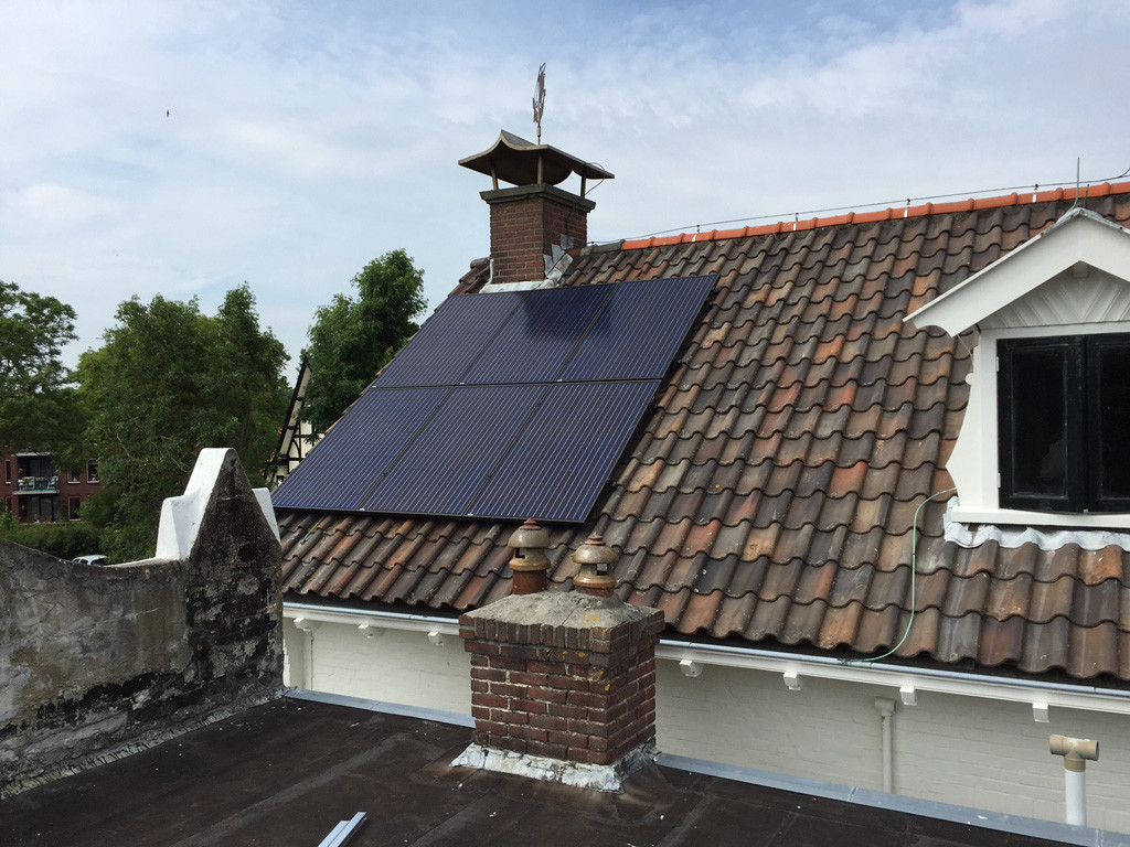 Zonnepanelen Harlingen