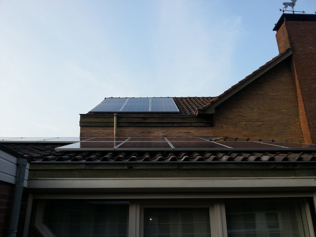 Zonnepanelen Losser