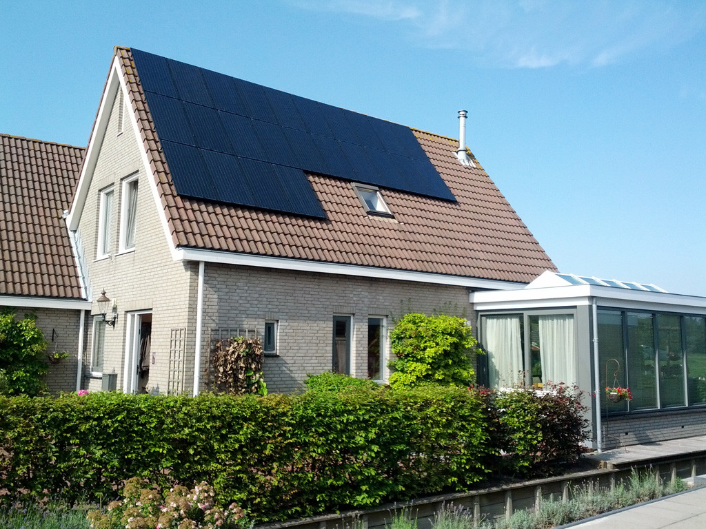 Zonnepanelen West Graftdijk
