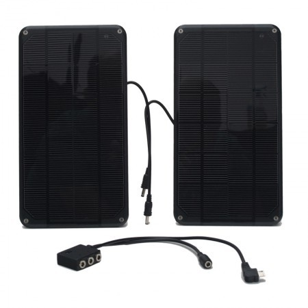 Voltaic 6.8 Watt Solar Charger Kit