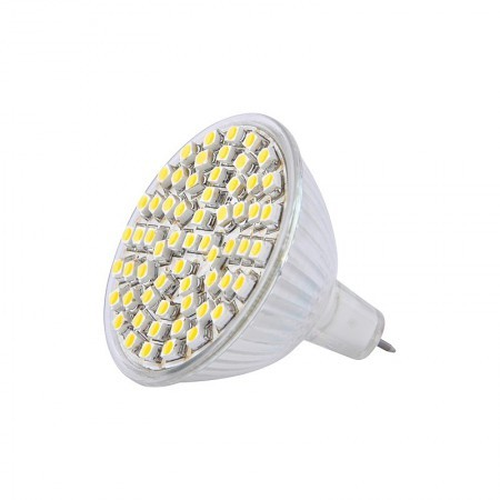 LED Lamp GU5.3 MR16 warmwit