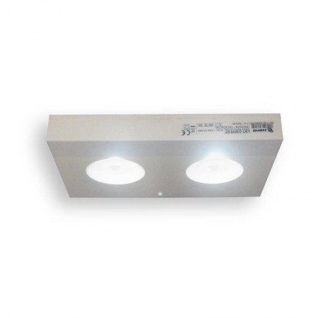 Lisol LED noodverlichting Eye-Box opbouw